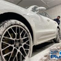 Precizní ruční mytí auta